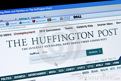 The Huffington Post Editorial Photo