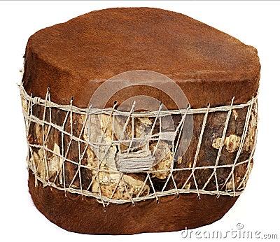 Huge bass drum