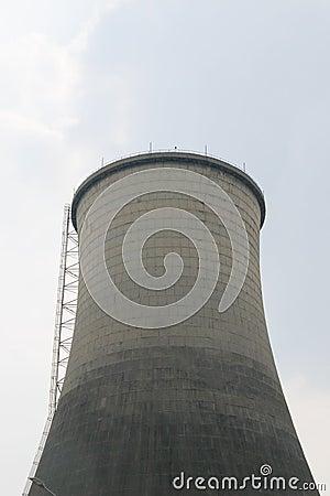 Huge chimney