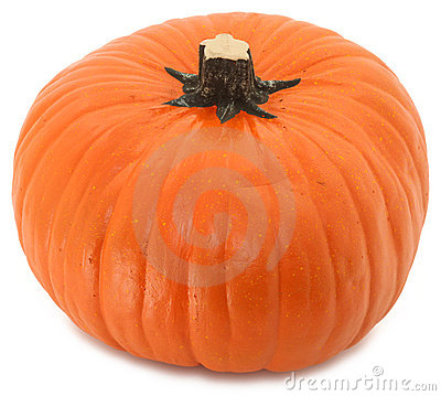 Huge Fake Pumpkin Royalty Free Stock Images - Image: 15847499