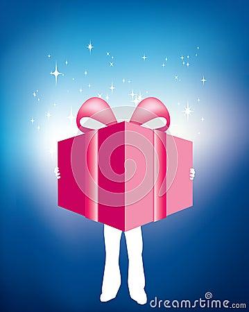 Huge gift