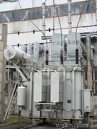 Huge industrial high voltage converter