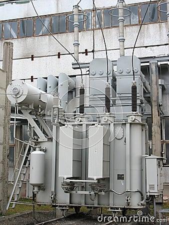 Huge industrial high voltage converter