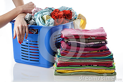 Huge laundry