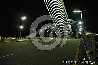 Huge Road Bridge