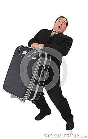 Huge suitcase 2