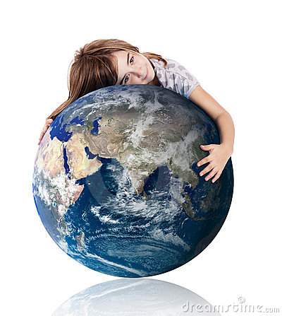 Hugging our world