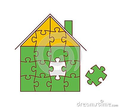 Huis van raadsels