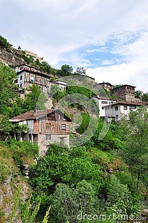 Huizen in Anatolië