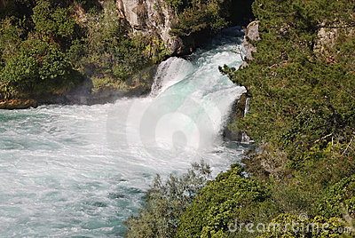 Huka Falls, Waikato, New Zealand