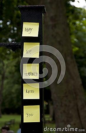 Hulde aan Amy Winehouse Redactionele Afbeelding