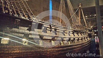 Hull Of Wooden Ship In Museum Free Public Domain Cc0 Image