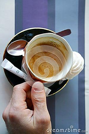 Hum...coffee