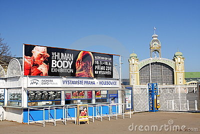 Human body exhibition Editorial Image