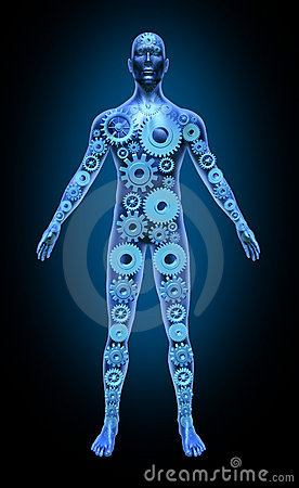 Human Body Function Health Symbol Medical Icon Gea Royalty ...