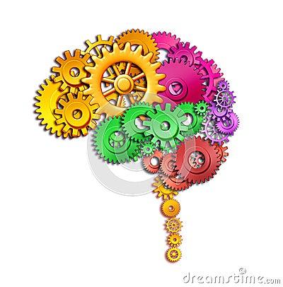 Free Human Brain Function Stock Photos - 20340493