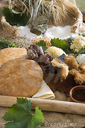 Human diet in the Stone Age