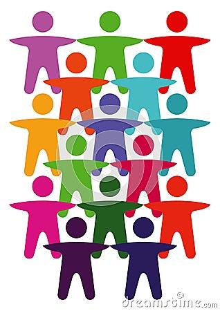 Human Diversity Symbols