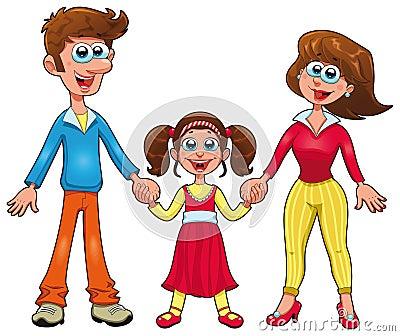 Human family.