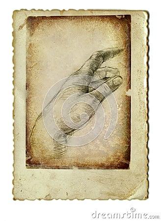 Human hand no.1