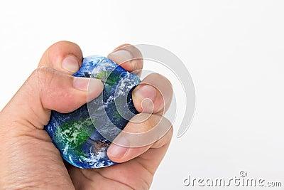 Human Harm The Earth