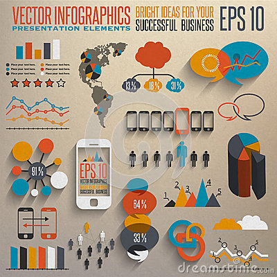 Human infographics