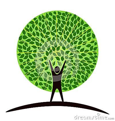 Free Human Tree Stock Image - 12884351