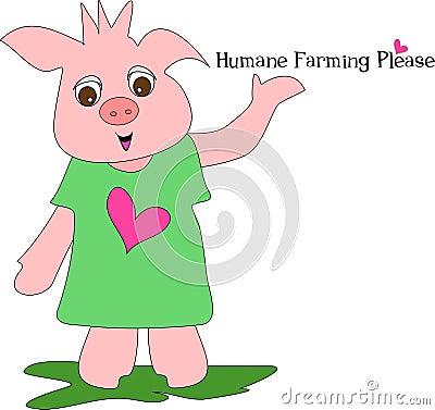 Humane Farming Please