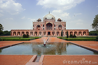 Humayun s Tomb in India
