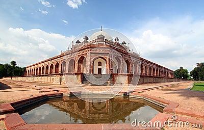 Humayun s Tomb New Delhi tourist destination