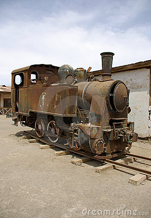 Free Humberstone - Ghost Town In Chile Stock Photos - 5137923
