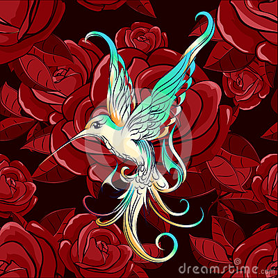 Free Hummingbird Stock Images - 53171964
