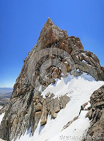 Humphreys高峰山顶