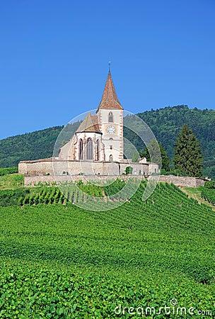Hunawihr,Alsace,France