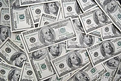 Hundert Banknoten