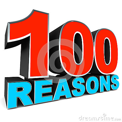 Hundert Gründe