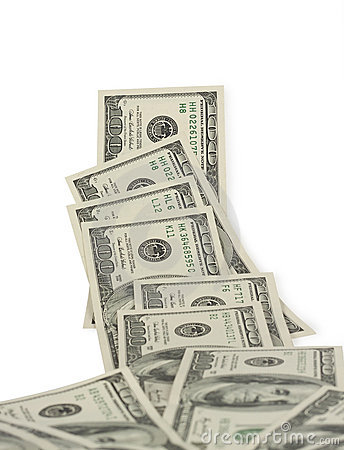 Hundred-dollar bill