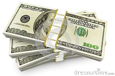 Hundred Dollar Bundles