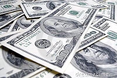 Hundreds of Dollars