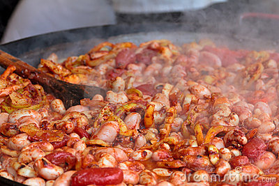 Hungarian food royalty free stock images image 17502689 for Cuisine hongroise
