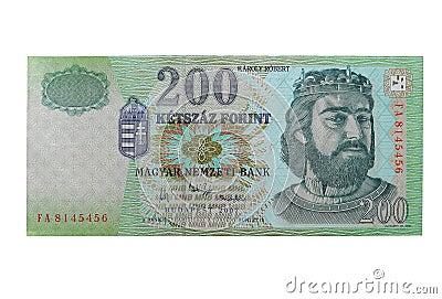 Hungarian Forint - HUF (200)