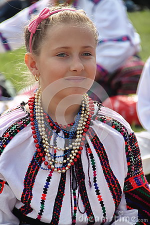 Free Hungarian Girl Royalty Free Stock Photography - 79108587