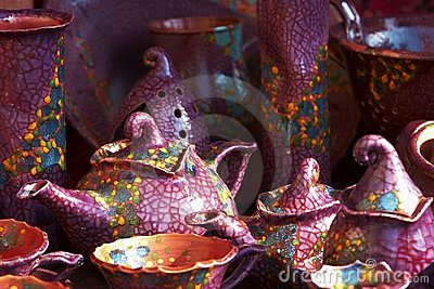 Hungarian handmade ceramics