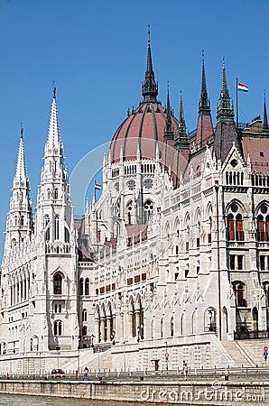 Hungarian Parlament