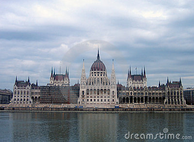 The Hungarian Parliament - Budapest