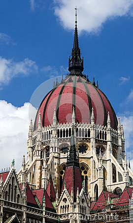 Hungarian Parliament Dome, Orszaghaz