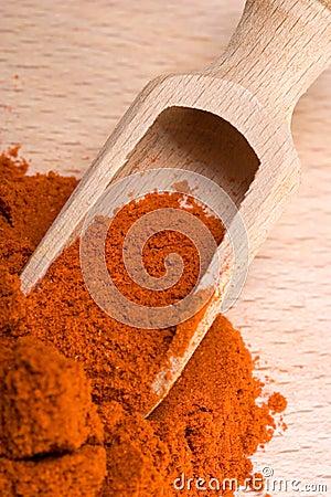 Free Hungarian Red Paprika Royalty Free Stock Image - 3555496
