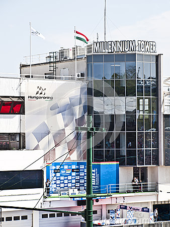 Hungaroring Millenium Tower
