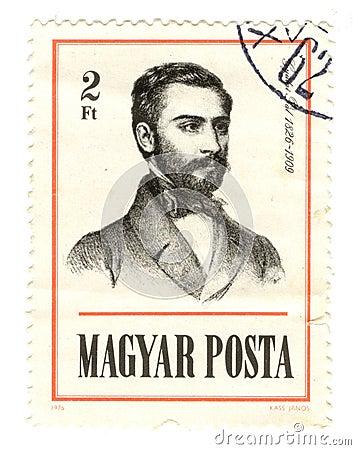 Hungary postmark