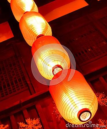 hunged lantern